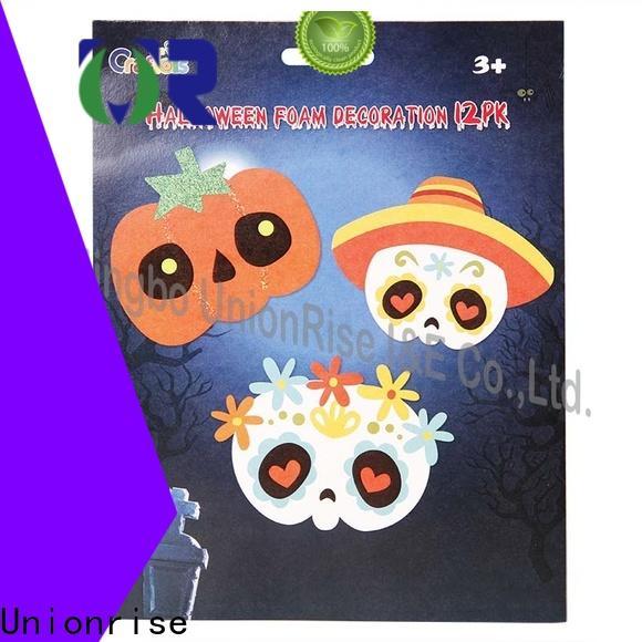 Unionrise universal halloween eva craft sets Suppliers for children
