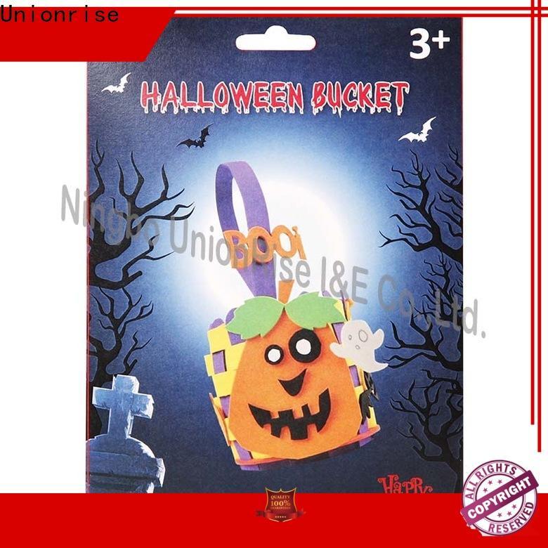 Unionrise Latest halloween eva craft sets for business for children