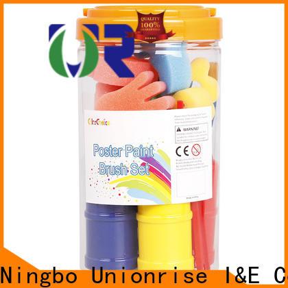 Unionrise Custom kids paint accessories manufacturers for children