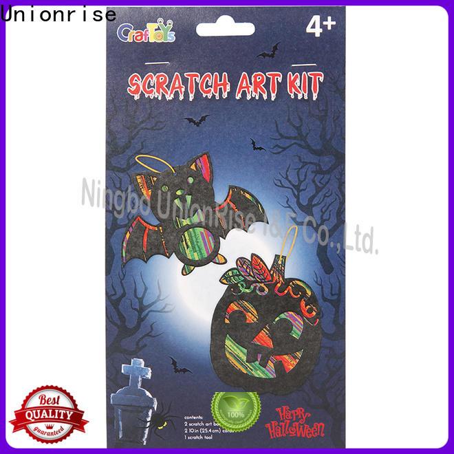 Unionrise halloween scratch art craft for business for kids