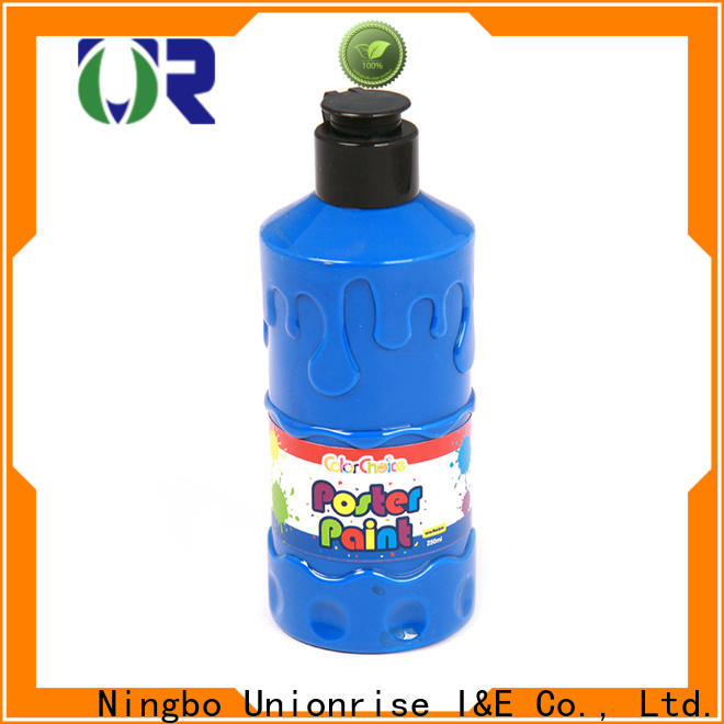 Unionrise popular childrens poster paint Suppliers for kids