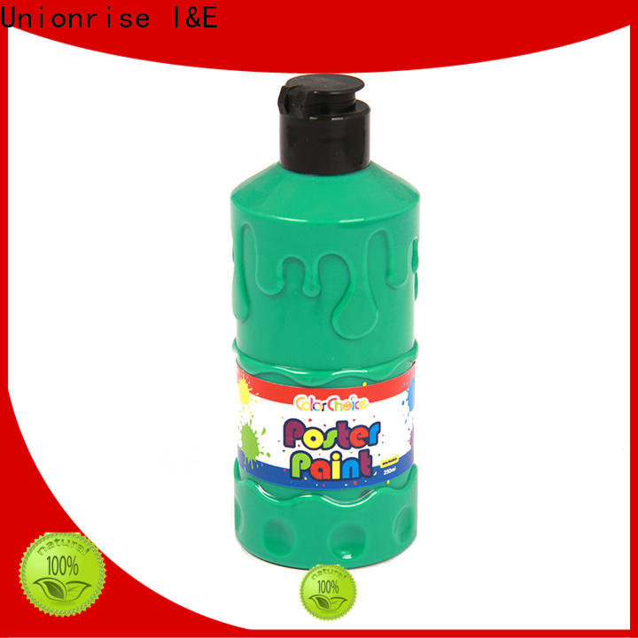 Unionrise Best childrens poster paint for business for kids