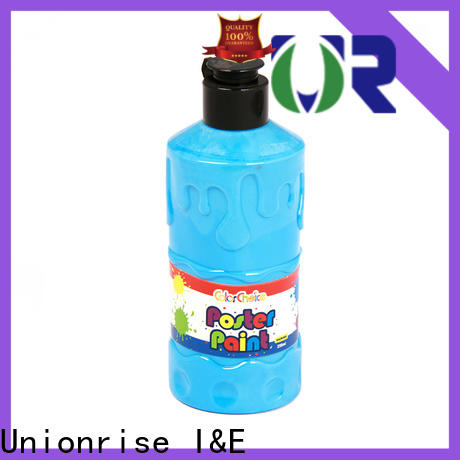Unionrise high-quality kids poster paint Supply for children