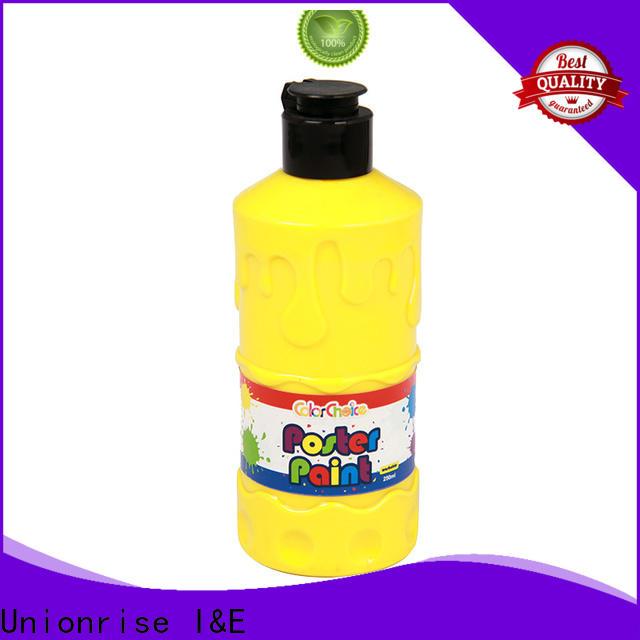 Unionrise custom washable poster paint Supply for kids