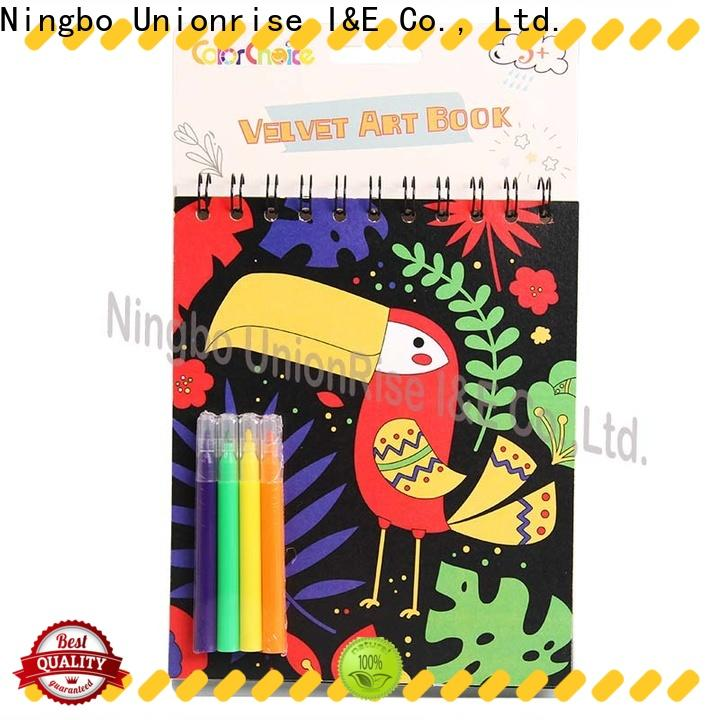Unionrise paper craft kits for business for children
