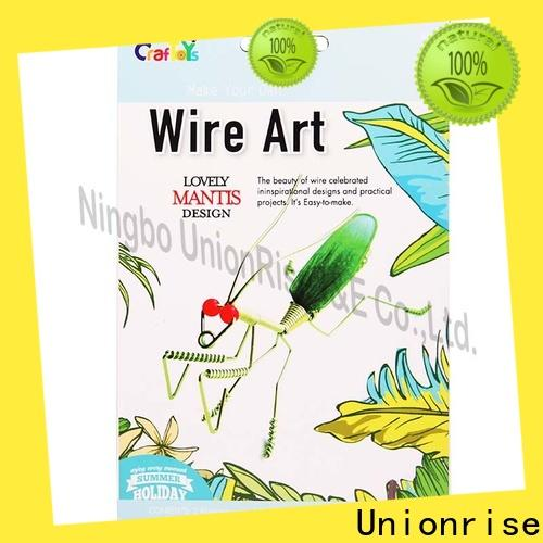 New summer craft wire factory for kids