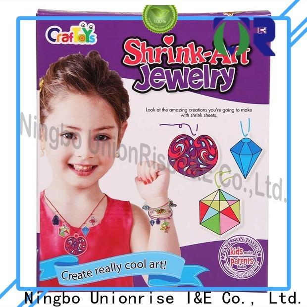 Custom shrink craft kits badges Suppliers for children