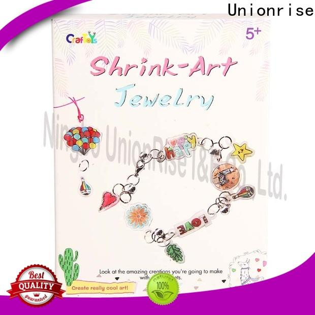 Unionrise High-quality shrink art kits factory for children