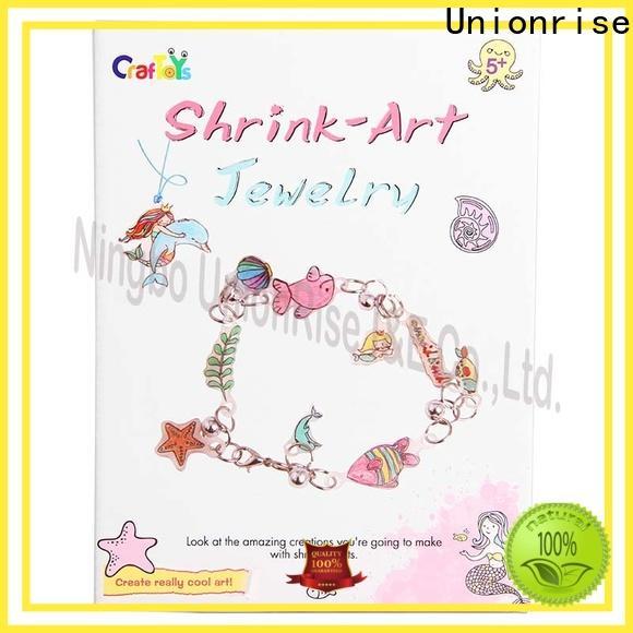 Unionrise Latest shrink art kit factory for children