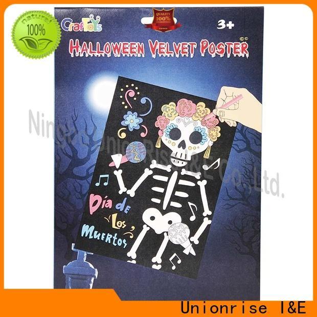 Unionrise craft paper art kit Supply for children