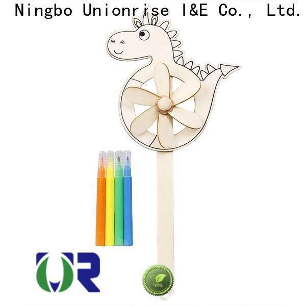Unionrise Best wooden craft sets factory for kids