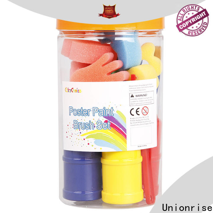 Unionrise Latest painting accessories for toddlers Supply for children