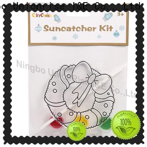 Latest suncatcher paint set activity company for kids