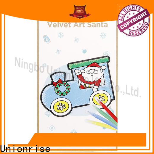 Latest paper art kit glass manufacturers for kids