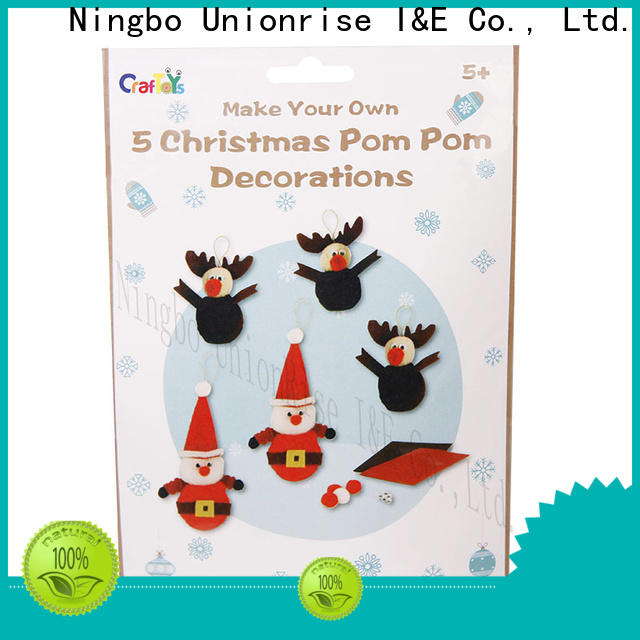 Unionrise Best christmas craft sets for business for children