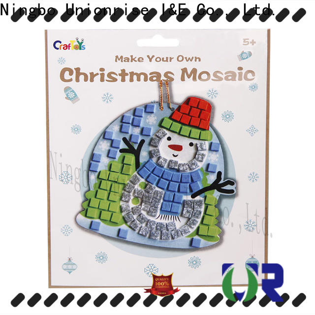 Unionrise Top christmas craft kits Suppliers for children