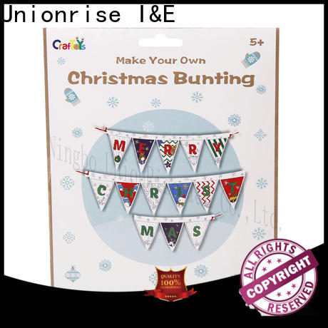 Unionrise High-quality paper craft kits for business for kids