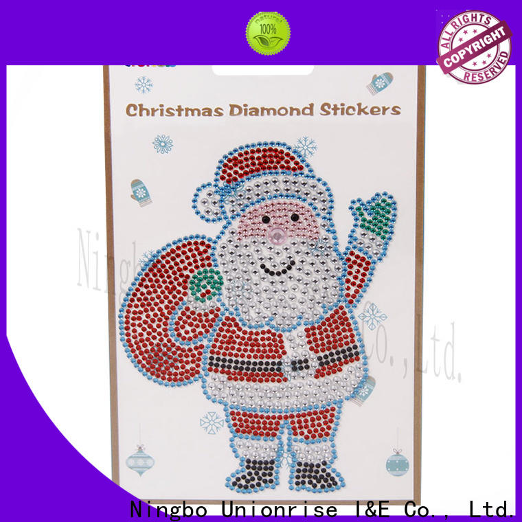 Unionrise cheer arts and crafts stickers factory for kids