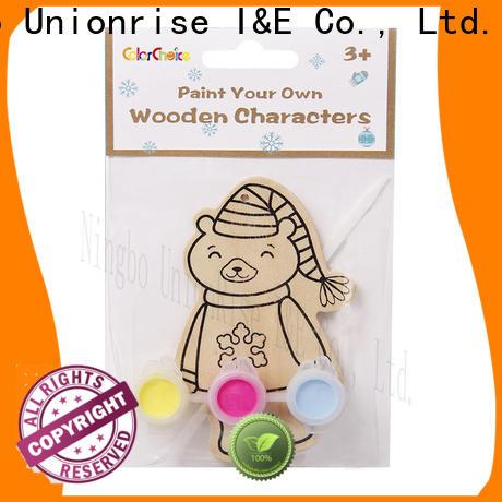 Unionrise christmas craft sets Supply for children