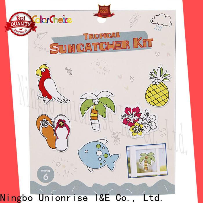 Unionrise suncatcher kit for business for kids