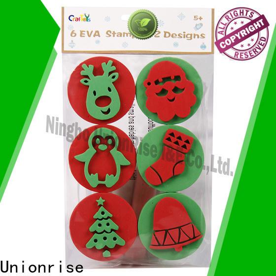 Unionrise ornaments eva craft sets Supply for kids